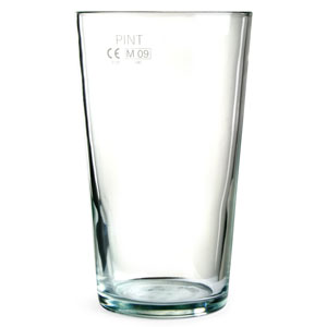 Conique Headstart Pint Tumbler CE 20oz / 568ml