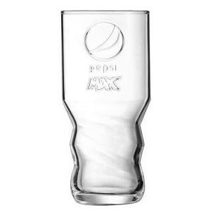 Pepsi Max Tempered Hiball Glasses 16oz / 460ml