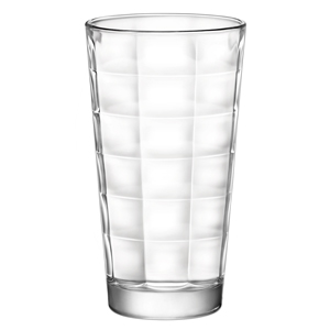 Cube Long Drink Glasses 12.5oz / 360ml
