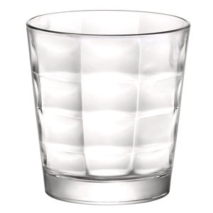 Cube Water Glasses 8oz / 240ml