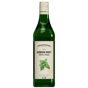 ODK Green Mint Syrup 750ml