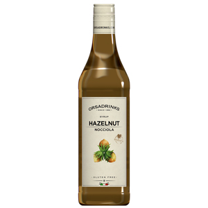 ODK Hazelnut Syrup 750ml