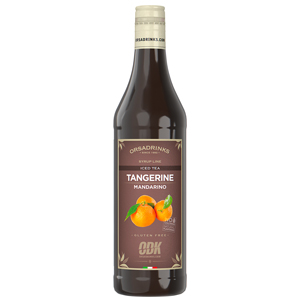 ODK Tangerine Iced Tea Syrup 750ml