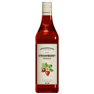 ODK Strawberry Syrup 750ml