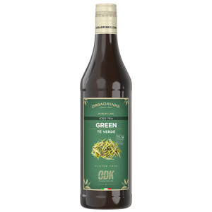 ODK Green Iced Tea Syrup 750ml