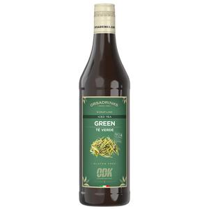 ODK Green Iced Tea Syrup 750ml