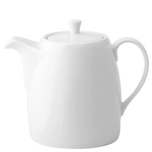Utopia Anton Black Teapot 35oz / 1ltr