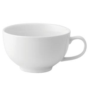 Utopia Anton Black Continental Bowl Cup 12oz / 340ml