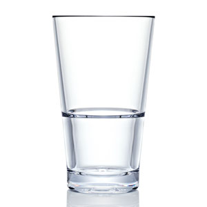 Strahl CapellaStack Polycarbonate Tumblers 20oz / 591ml