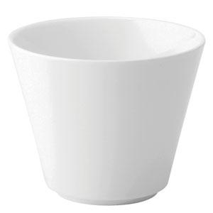 Utopia Anton Black Vento Straight Sided Flared Bowl 12oz/340ml