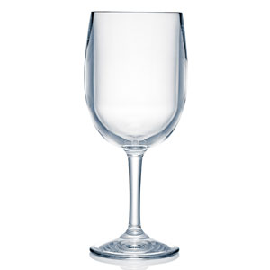 Strahl Design + Contemporary Polycarbonate Large Classic Wine Glass 13oz / 384ml