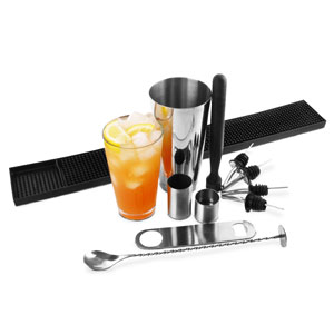 Large Boston Cocktail Shaker Set