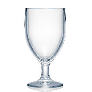 Strahl Design + Contemporary Polycarbonate Water Goblet 10oz / 295ml