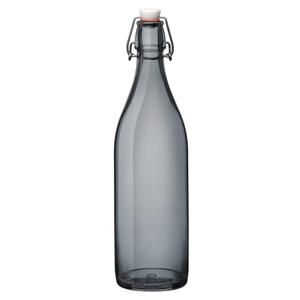 Giara Swing Top Bottle Grey 1ltr