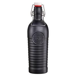 Officina 1825 Water Bottle Anthracite 1ltr