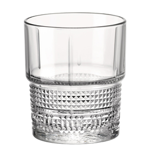 Bartender Novecento Double Old Fashioned Glasses 13oz / 370ml