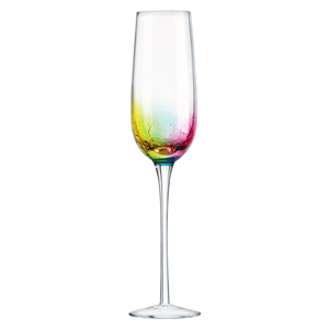 Artland Neon Champagne Flutes 8.8oz / 250ml