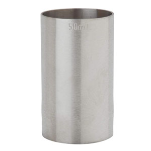 Stainless Steel Thimble Measure 50ml CE