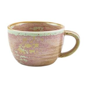 Terra Porcelain Rose Coffee Cup 285ml/10oz