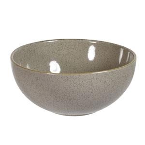 Churchill Stonecast Peppercorn Grey Noodle Bowl 7.2inch / 18.3cm