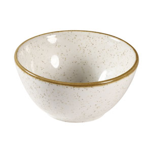 Churchill Stonecast Barley White Snack Bowl 14oz / 400ml