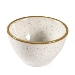 Churchill Stonecast Barley White Dip Pot 4oz / 110ml