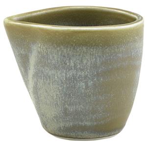 Terra Porcelain Jug Matt Grey 3oz / 90ml