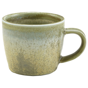 Terra Porcelain Espresso Cup Matt Grey 3oz / 90ml