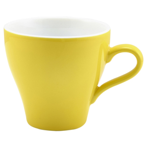 Royal Genware Tulip Cup Yellow 3oz / 90ml
