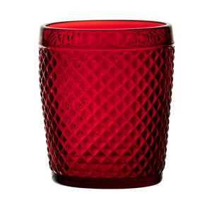Dante Red Double Old Fashioned Tumblers 12oz / 350ml