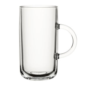 Iconic Toughened Glass Mugs 9oz / 270ml