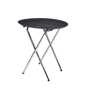 Genware Foldable Tray Stand 31inch