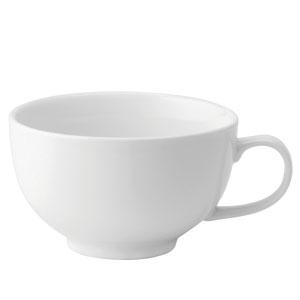 Utopia Anton Black Continental Bowl Cup 3oz / 85ml