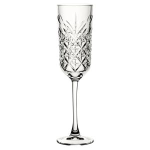 Timeless Vintage Champagne Flutes 6oz / 170ml