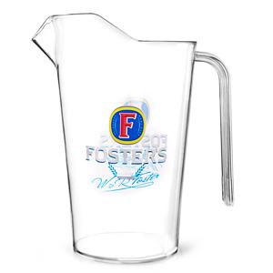 Foster's 4 Pint Plastic Jug LCE 80oz / 2.2ltr