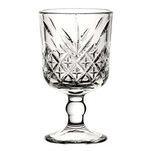 Timeless Vintage Stemmed Shot Glasses 2oz / 60ml
