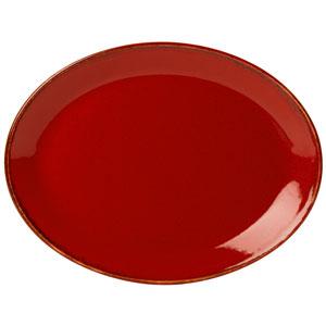 Seasons Magma Oval Plate 12inch / 30cm