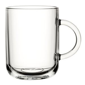 Iconic Toughened Glass Mugs 11oz / 330ml