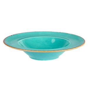 Seasons Sea Spray Pasta Plate 10inch / 26cm