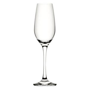 Amber Champagne Flutes 7oz / 200ml