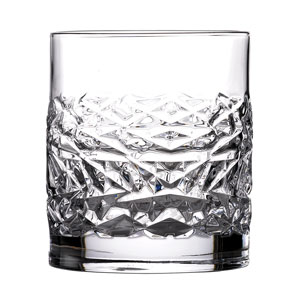 Mixology Textures Double Old Fashioned Tumblers 13.25oz / 380ml