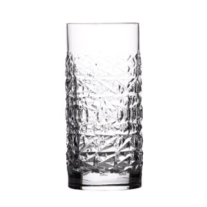 Mixology Textures Hiball Tumblers 17oz / 480ml