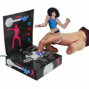 USB Finger Dance Mat