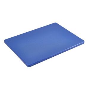 Genware Blue Low Density Chopping Board 1/2inch