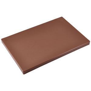 GenWare Brown Low Density Chopping Board 1inch