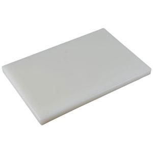 GenWare White Low Density Chopping Board 1inch
