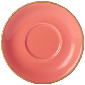 Seasons Coral Saucer 6.25inch / 16cm