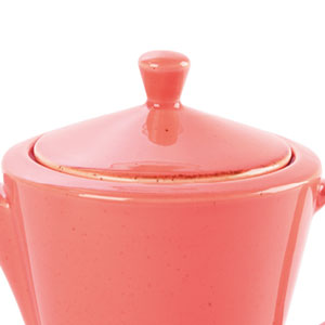Seasons Coral Spare Tea Pot Lid