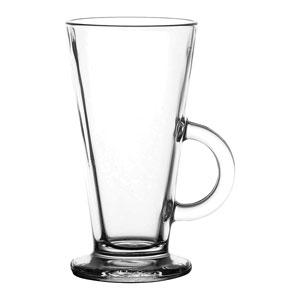 Toughened Columbia Latte Glass 10oz / 280ml