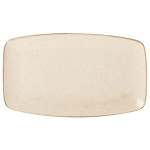 Seasons Oatmeal Rectangular Platter 31 x 18cm